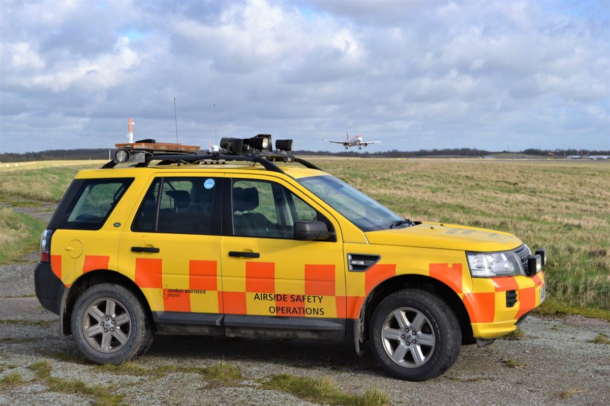 1 November 2017 Project Fully Implemented At Stansted Airport Unifying Eu